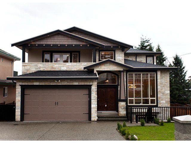Main Photo: 7798 12TH AV in Burnaby: East Burnaby House for sale (Burnaby East)  : MLS®# V1029667