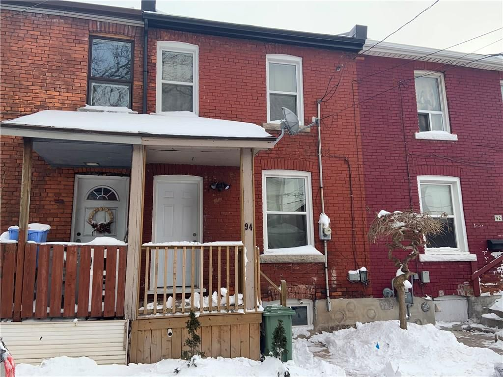 Main Photo: 94 Cheever Street in Hamilton: House for rent : MLS®# H4048625