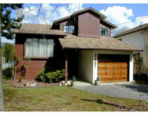 Main Photo: 3007 DEWDNEY TRUNK RD in Coquitlam: Meadow Brook House for sale : MLS®# V529148