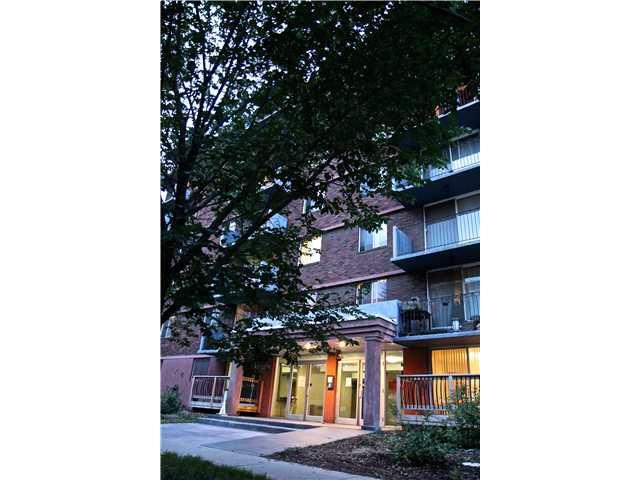 Main Photo: 507 1236 15 Avenue SW in CALGARY: Connaught Condo for sale (Calgary)  : MLS®# C3576479