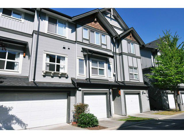 "Main Photo: 87 1055 RIVERWOOD Gate in Port Coquitlam: Birchland Manor Townhouse for sale in ""MOUNTAIN VIEW ESTATES"" : MLS®# V1018529"