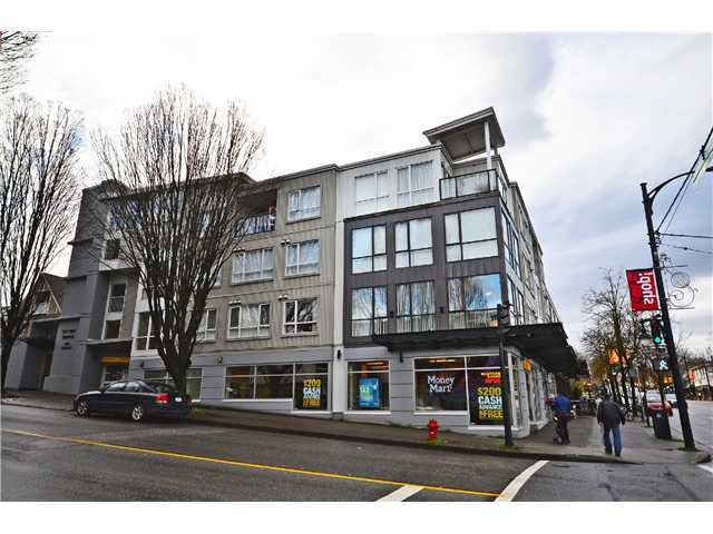 Main Photo: 305 1718 Venables Street in Vancouver: Grandview VE Condo for sale (Vancouver East)
