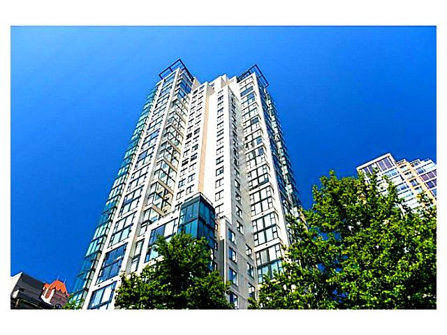 Main Photo: 604-1155 Homer Street in Vancouver: Yaletown Condo for sale (Vancouver West)  : MLS®# V1071490