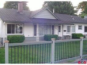Main Photo: 10107 129th Street in North Surrey: Cedar Hills House for sale : MLS®# F1227219