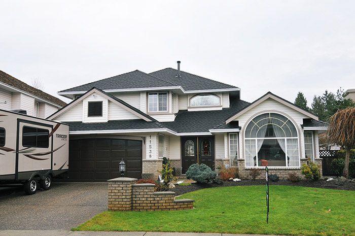 Main Photo: 11538 236B STREET in Maple Ridge: Cottonwood MR House for sale : MLS®# R2021024