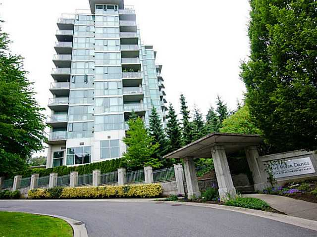 Main Photo: 611 2763 Chandlery 1Beautiful  Bedroom with in-suite laundry, Parking ,Storage in the heart of Vancouver's River District