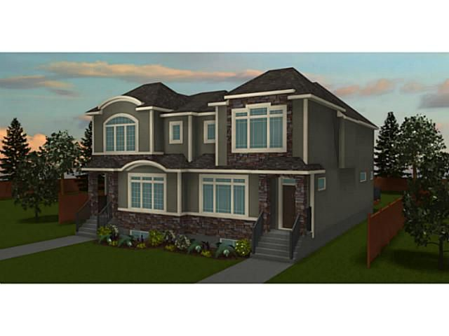 Main Photo: 2110 2 Avenue NW in CALGARY: West Hillhurst Residential Attached for sale (Calgary)  : MLS®# C3571699