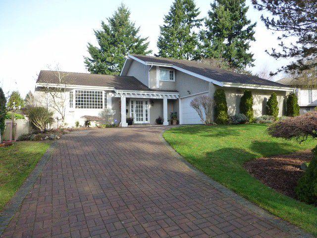 Main Photo: 10779 VISTA PL in Delta: Nordel House for sale (N. Delta)  : MLS®# F1405215