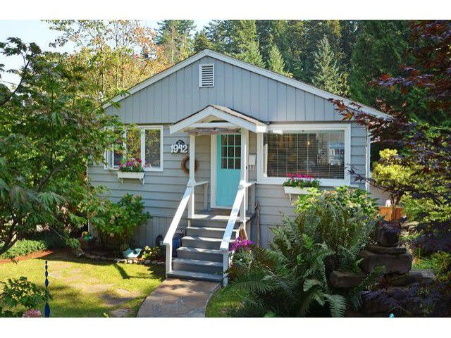 Main Photo: 1942 Banbury Road in NORTH VANCOUVER: Deep Cove House for sale (North Vancouver)  : MLS®# v1085582