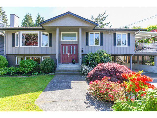 Main Photo: 5458 5B AV in Tsawwassen: Pebble Hill House for sale : MLS®# V1121880