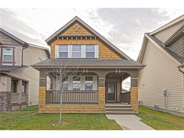 Main Photo: 127 SKYVIEW SPRINGS GD NE in Calgary: Skyview Ranch House for sale : MLS®# C4039386
