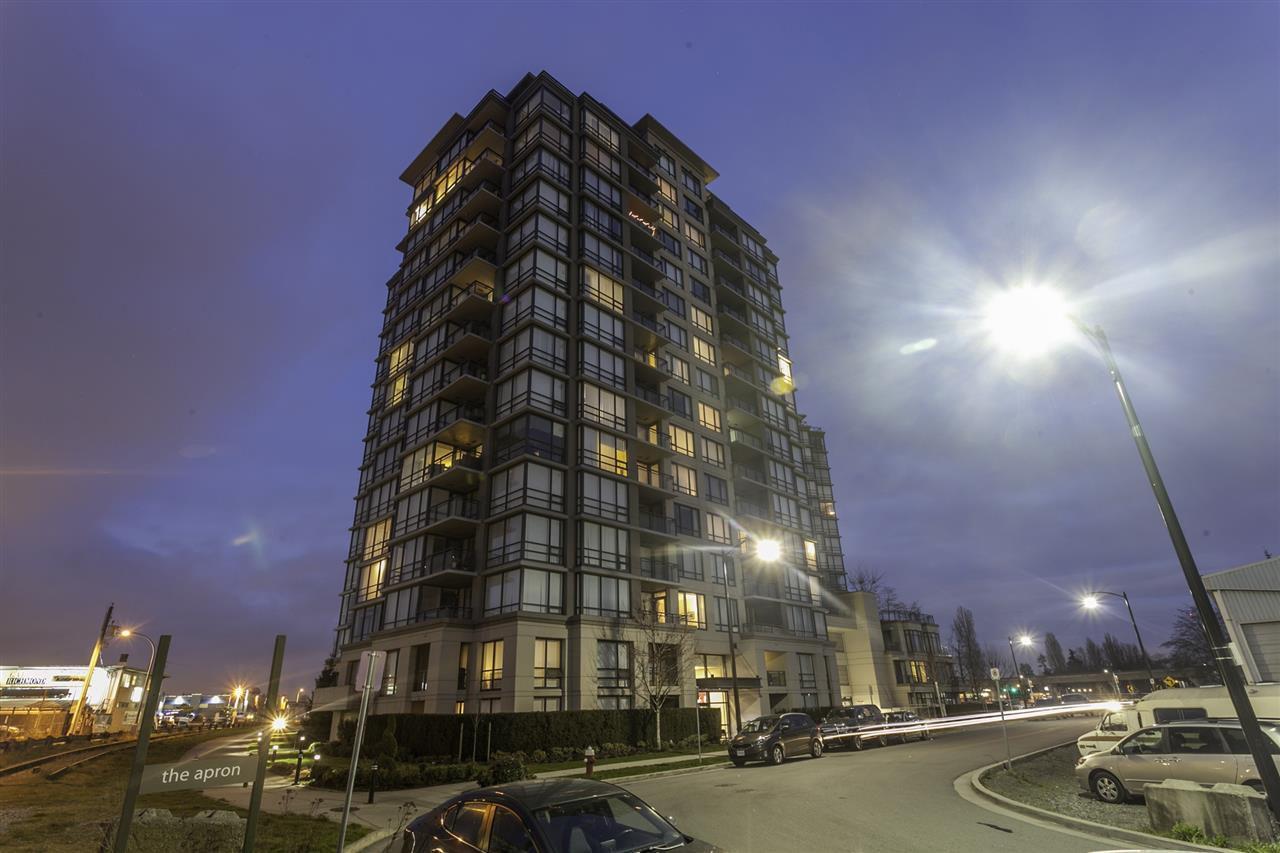 Main Photo: 1605 3333 CORVETTE WAY in Richmond: West Cambie Condo for sale : MLS®# R2138394