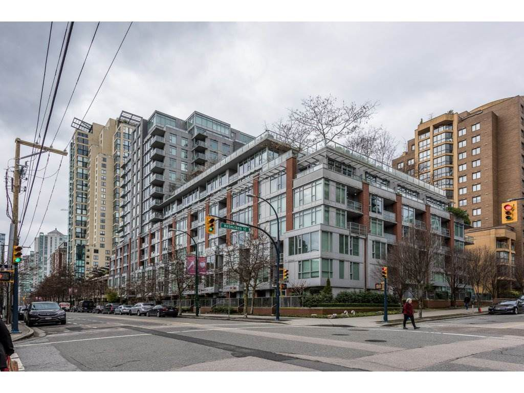 Main Photo: 1302 1133 HOMER STREET in Vancouver: Yaletown Condo for sale (Vancouver West)  : MLS®# R2142567