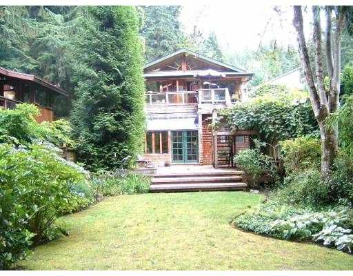 Main Photo: 1519 EDGEWATER LN in North Vancouver: Seymour House for sale : MLS®# V555038