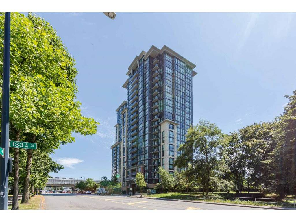 Main Photo: 1210 13380 108 Ave in North Surrey: Whalley Condo for sale (Surrey)  : MLS®# R2289796