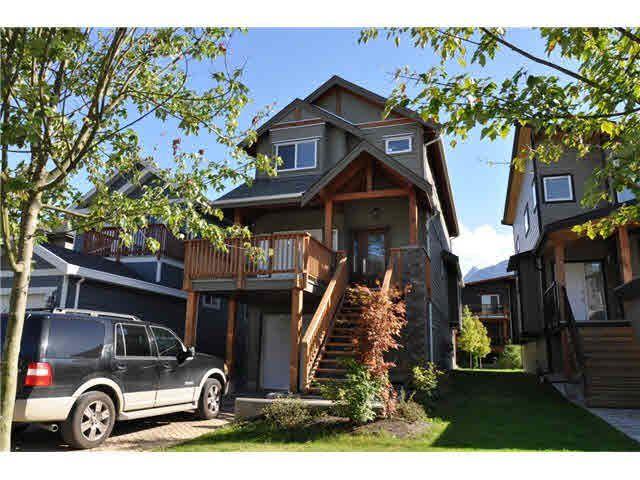 Main Photo: 5 40137 GOVERNMENT ROAD in : Garibaldi Estates House for sale : MLS®# V991470