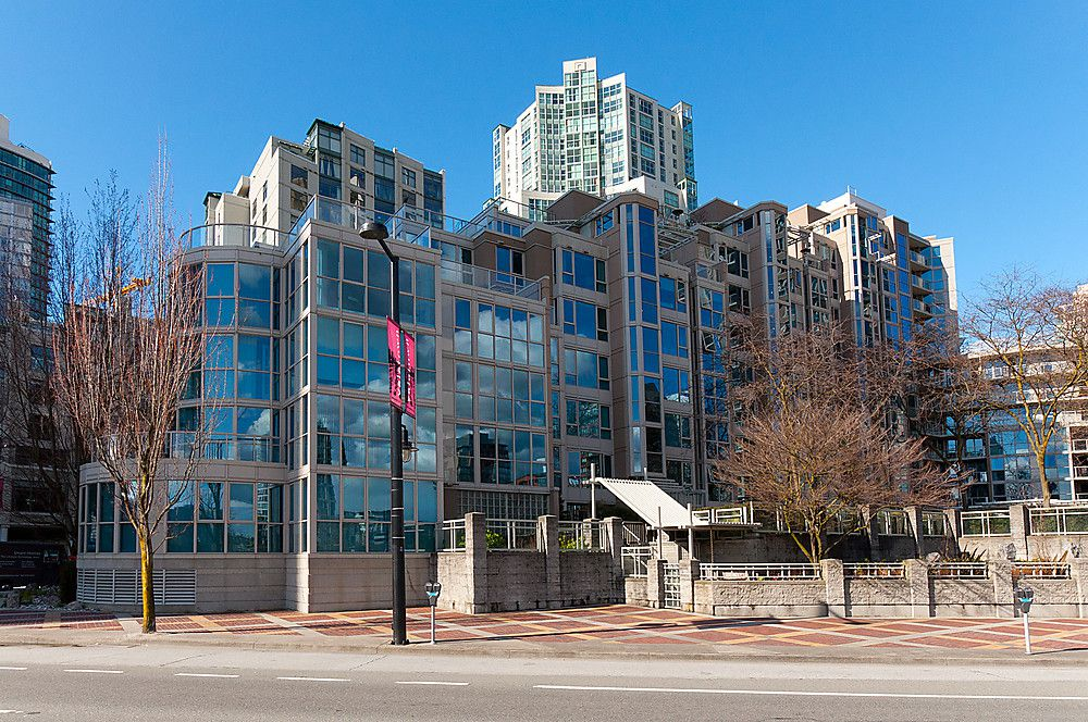 "Main Photo: # 801 1318 HOMER ST in Vancouver: Yaletown Condo for sale in ""GOVERNOR'S VILLA"" (Vancouver West)  : MLS®# V1015687"