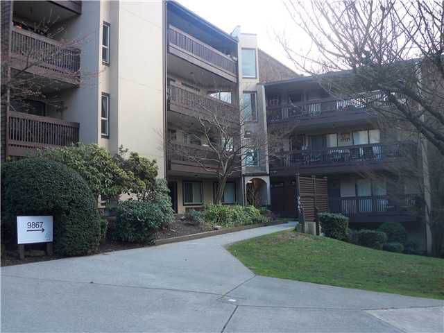 Main Photo: 309 9867 MANCHESTER Drive in Burnaby: Government Road Condo for sale (Burnaby North)  : MLS®# V1053660