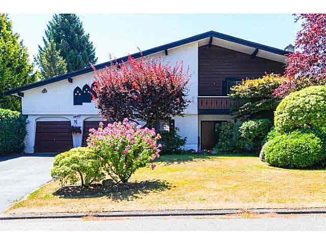 Main Photo: 4940 5th Avenue in Tsawwassen: Pebble Hill House for sale : MLS®# V1138682
