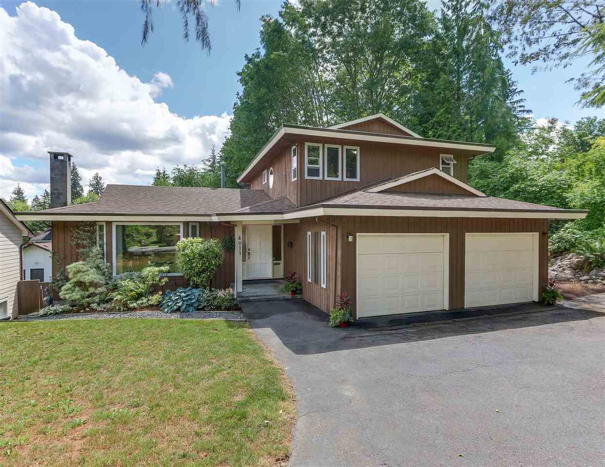 Main Photo: 4011 VIOLET STREET in North Vancouver: Indian River House for sale : MLS®# R2283511