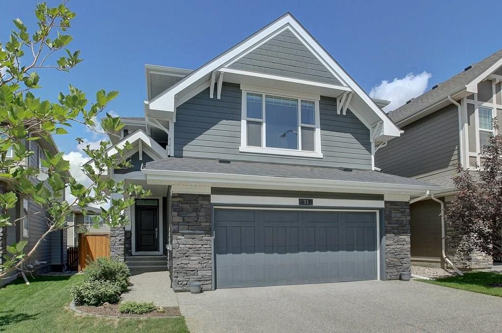 Main Photo: 31 CRANBROOK CR SE in Calgary: Cranston House for sale : MLS®# C4211246