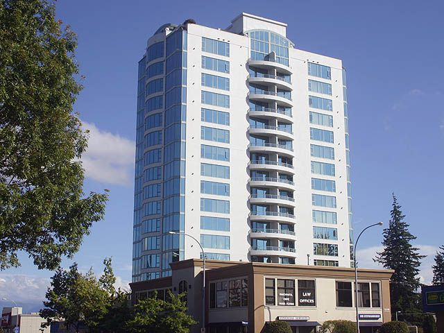 """Main Photo: 903 32330 S FRASER Way in Abbotsford: Abbotsford West Condo for sale in """"Town Centre Tower"""" : MLS®# F1220378"""