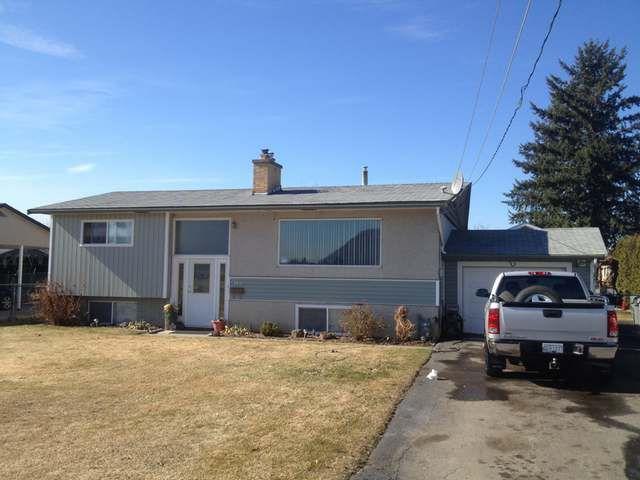 Main Photo: 980 HOLT STREET in : Brocklehurst House for sale (Kamloops)  : MLS®# 114933