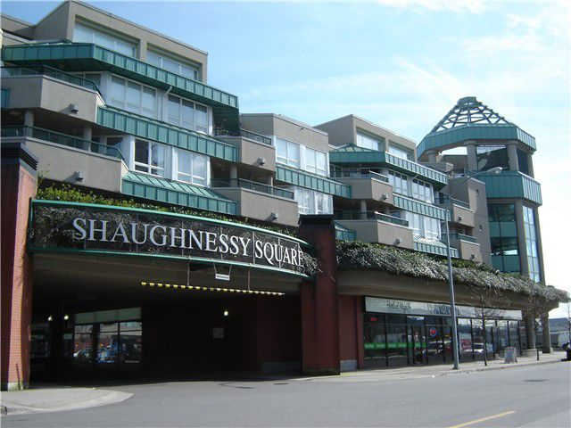 "Main Photo: A311 2099 LOUGHEED Highway in Port Coquitlam: Glenwood PQ Condo for sale in ""SHAUGHNESSY SQUARE"" : MLS®# V1010857"