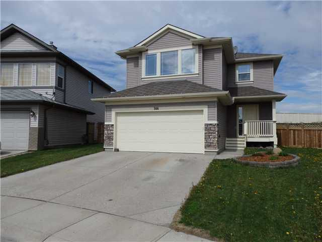 Main Photo: 566 FAIRWAYS Crescent NW: Airdrie Residential Detached Single Family for sale : MLS®# C3572126