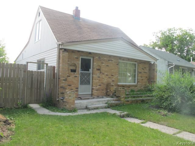 Main Photo:  in WINNIPEG: North End Residential for sale (North West Winnipeg)  : MLS®# 1418736