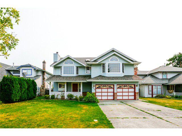Main Photo: 9316 152A Street in Surrey: Fleetwood Tynehead House for sale : MLS®# F1421056