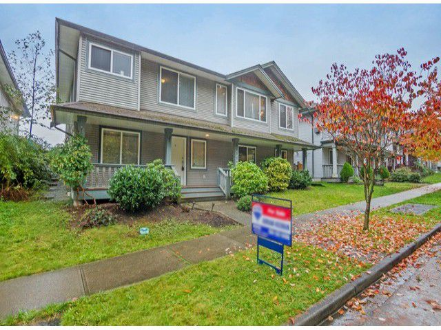 Main Photo: 11377 CREEKSIDE ST in Maple Ridge: Cottonwood MR House for sale : MLS®# V1090739