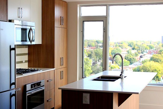 Photo 7: Photos: #806 - 7 Marquette Avenue in Ottawa: Beechwood Village House for rent