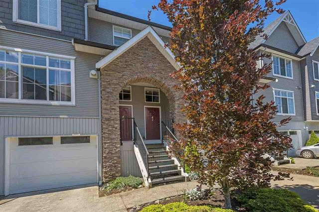 Main Photo: 41 5965 JINKERSON ROAD in Chilliwack: Promontory Townhouse for sale (Sardis)  : MLS®# R2172005