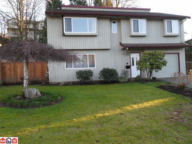 """Main Photo: 34424 IMMEL Street in Abbotsford: Abbotsford East House for sale in """"Old Clayburn"""" : MLS®# F1207381"""
