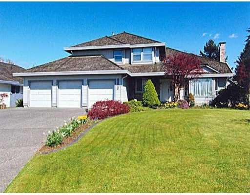 "Main Photo: 12330 206TH ST in Maple Ridge: Northwest Maple Ridge House for sale in ""ALVERA PARK"" : MLS®# V534196"