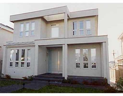Main Photo: 2218 E 61ST AV in Vancouver: Fraserview VE House for sale (Vancouver East)  : MLS®# V510304