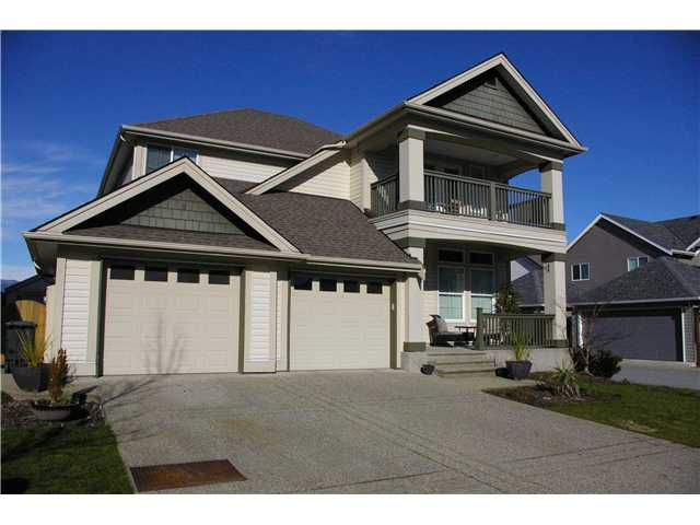 """Main Photo: 19485 THORBURN Way in Pitt Meadows: South Meadows House for sale in """"RIVERS EDGE"""" : MLS®# V991085"""