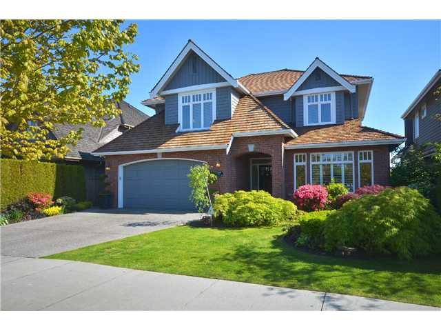 """Main Photo: 3502 SEMLIN DR in Richmond: Terra Nova House for sale in """"TERRA NOVA"""" : MLS®# V1008476"""