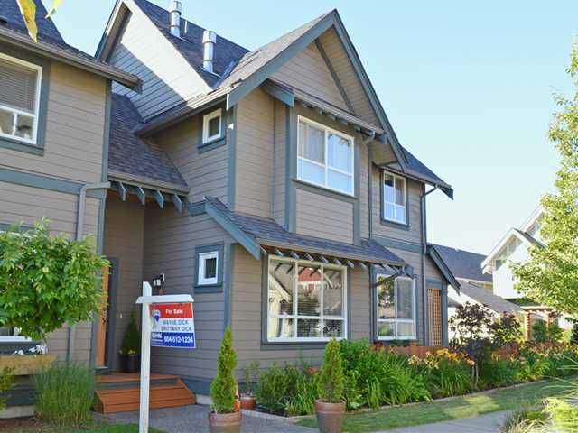 """Main Photo: 253 FURNESS Street in New Westminster: Queensborough House 1/2 Duplex for sale in """"RED BOAT"""" : MLS®# V1075171"""