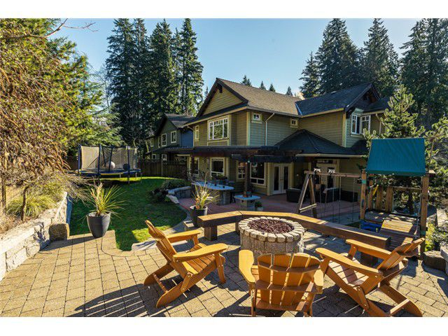 Main Photo: 3496 Anne Macdonald Way in North Vancouver: Northlands House for sale : MLS®# V1106132