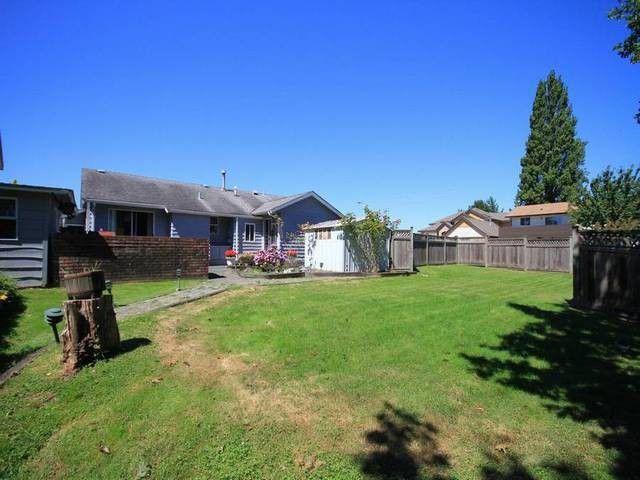 Main Photo: 10080 Springmont in Richmond: House for sale (North Steveston)  : MLS®# V1126209