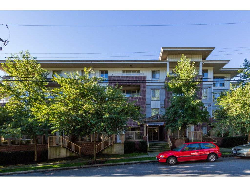 Main Photo: 303 2228 WELCHER AVENUE in Port Coquitlam: Central Pt Coquitlam Condo for sale : MLS®# R2108174