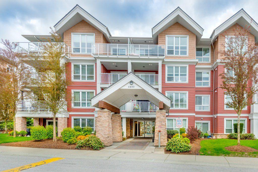 Main Photo: 110 6450 194 Street in Surrey: Clayton Condo for sale (Cloverdale)  : MLS®# R2157374