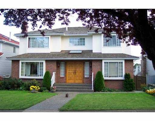 """Main Photo: 736 W 62ND AV in Vancouver: Marpole House for sale in """"marpole"""" (Vancouver West)  : MLS®# V556411"""