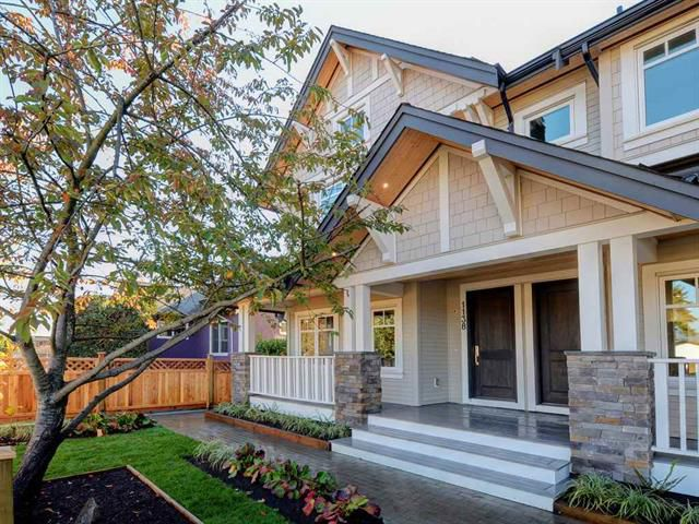 Main Photo: 1136 16 Ave in vancouver: Knight House 1/2 Duplex for sale (Vancouver)