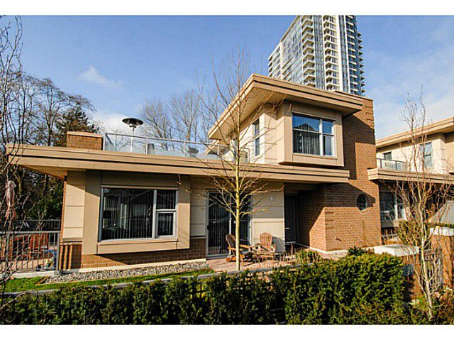 Main Photo: 7391 18TH ST in Burnaby: Edmonds BE Condo for sale (Burnaby East)  : MLS®# V1053036