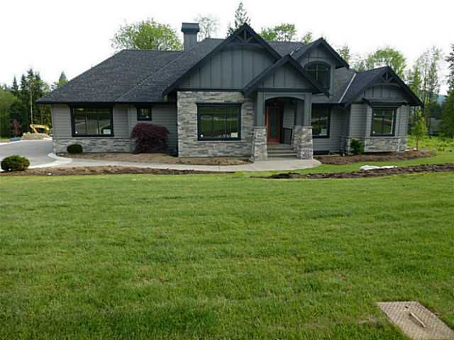 Main Photo: 26480 121ST AV in Maple Ridge: Northeast House for sale : MLS®# V1065046
