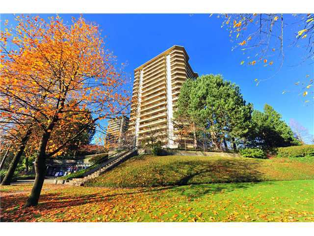 Main Photo: # 1106 2041 BELLWOOD AV in Burnaby: Brentwood Park Condo for sale (Burnaby North)  : MLS®# V1094045