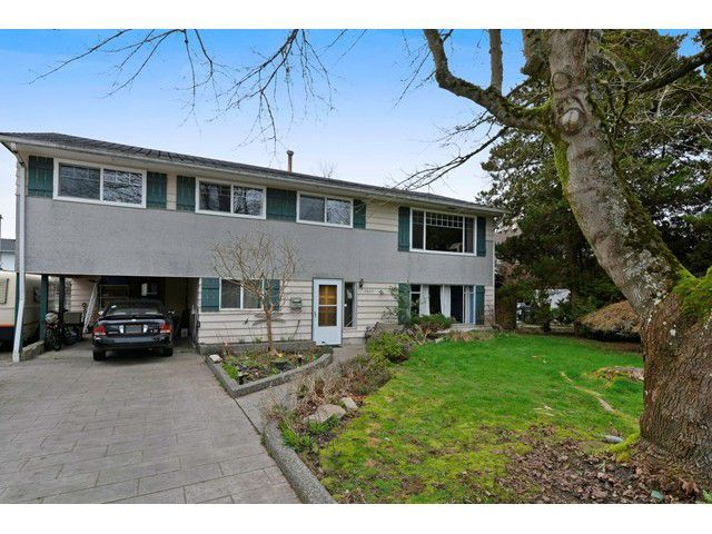 Main Photo: 4883 44B AV in Ladner: Ladner Elementary House for sale : MLS®# V1106583